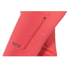 GORE WEAR H5 Windstopper lange broek Dames roze